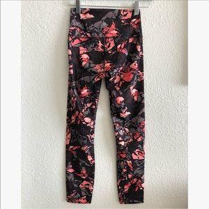 lululemon athletica Pants - Lululemon High Times 7/8 leggings sz: 4